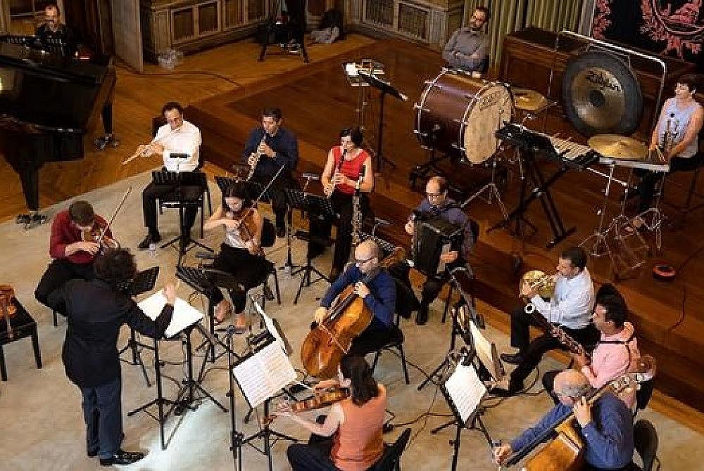 Ensemble Darcos - Centro Cultural de Caldas da Rainha