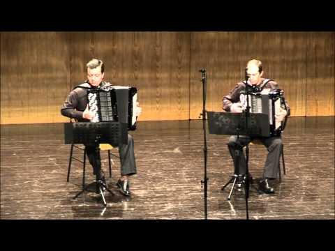 Duo Damian - Dança Húngara nº4