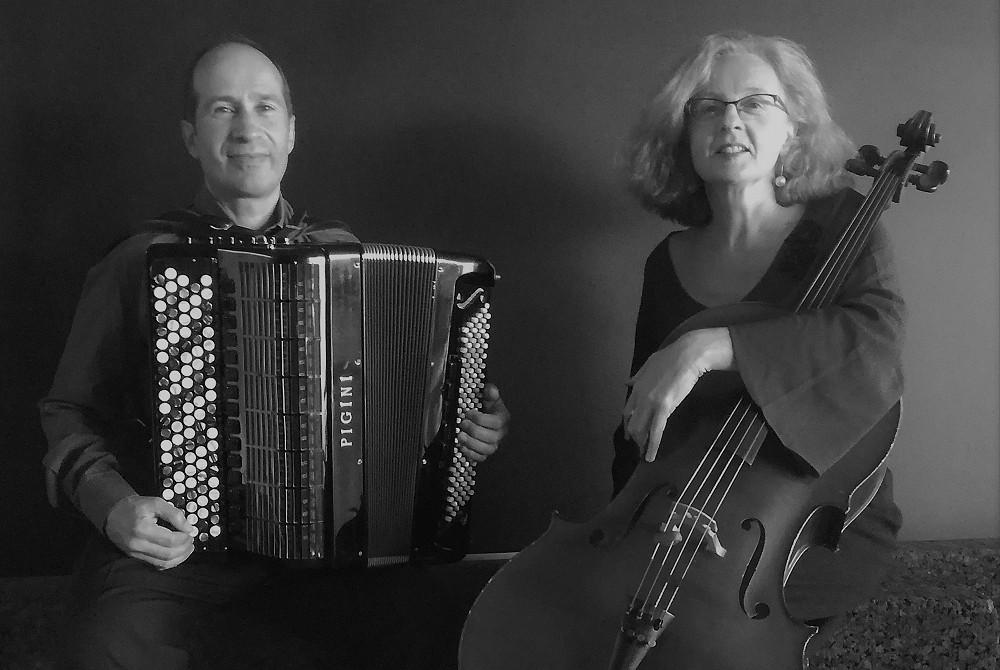 Stretto Duo Concert - Templo da Poesia Auditorium, Parque dos Poetas - Oeiras