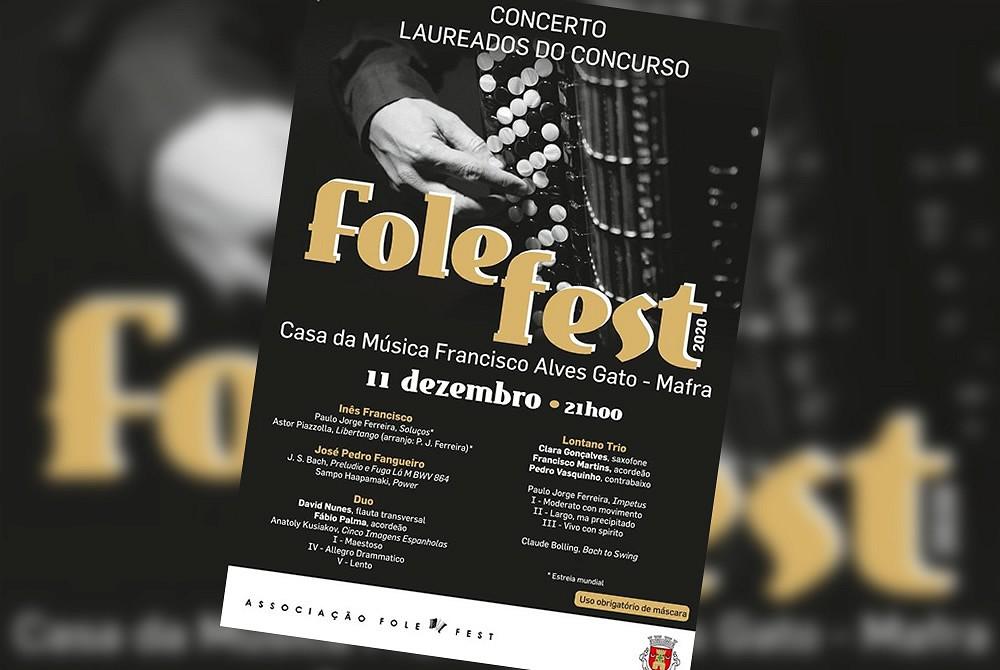 """Estreia Mundial """"SOLUÇOS"""" acordeão solo - Casa da Música Francisco Alves Gato - Mafra"""