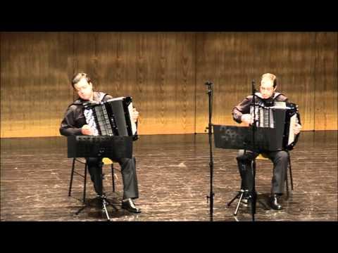Duo Damian - Rondo da Pequena Serenata Nocturna
