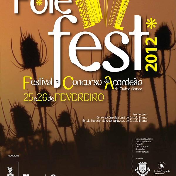 Folefest 2012 - Festival e Concurso Folefest 2012, Castelo Branco
