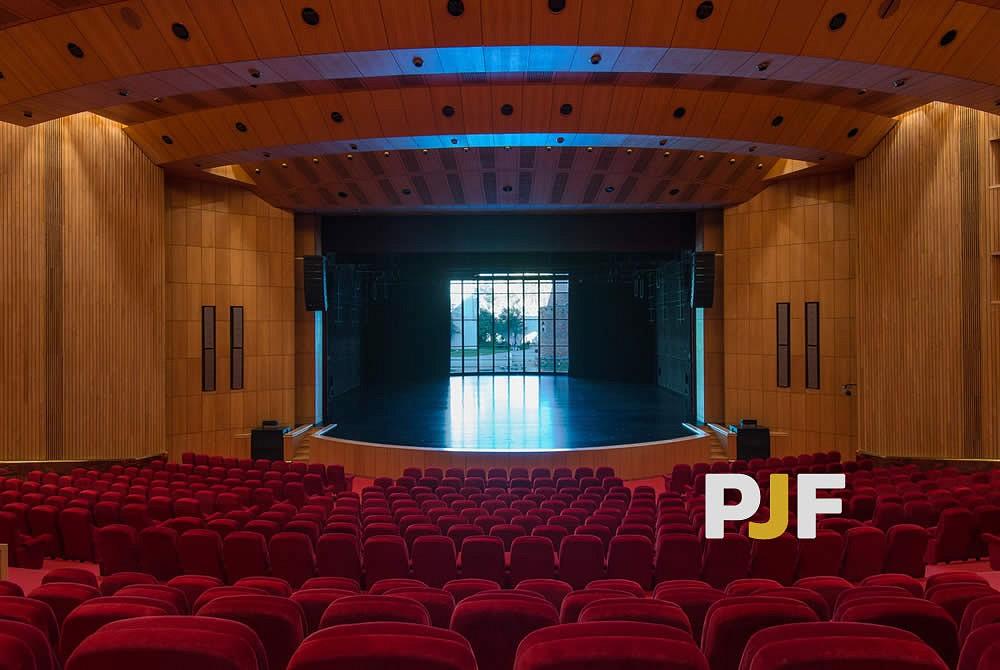 Orquestra Gulbenkian - Grande Auditório - Fundação Calouste Gulbenkian, Lisboa