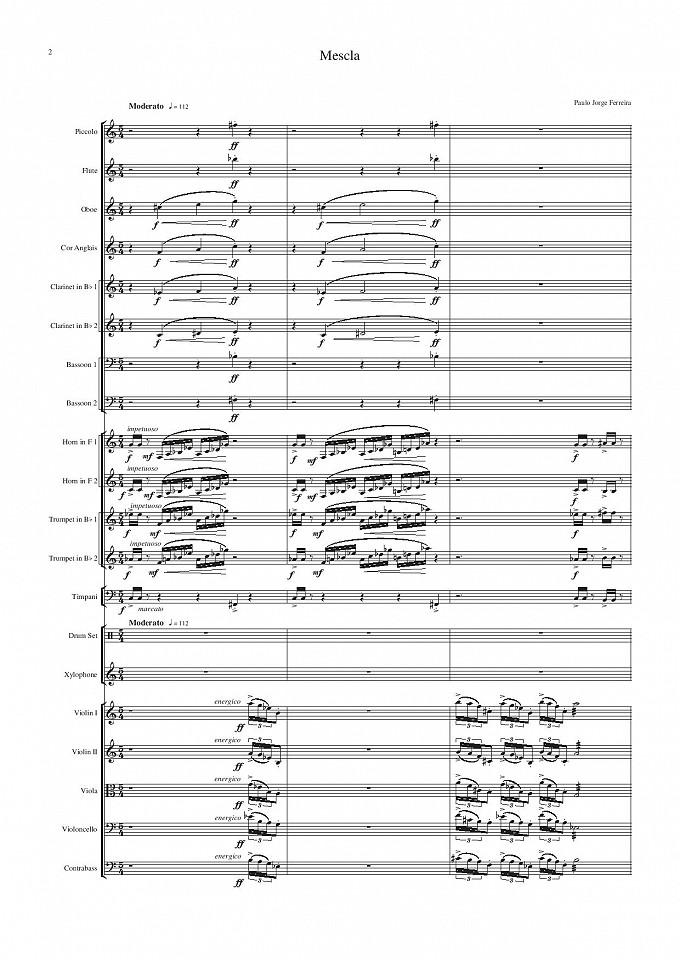 Mescla - Orquestra