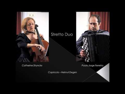 Stretto Duo - Capriccio, Helmut Degen