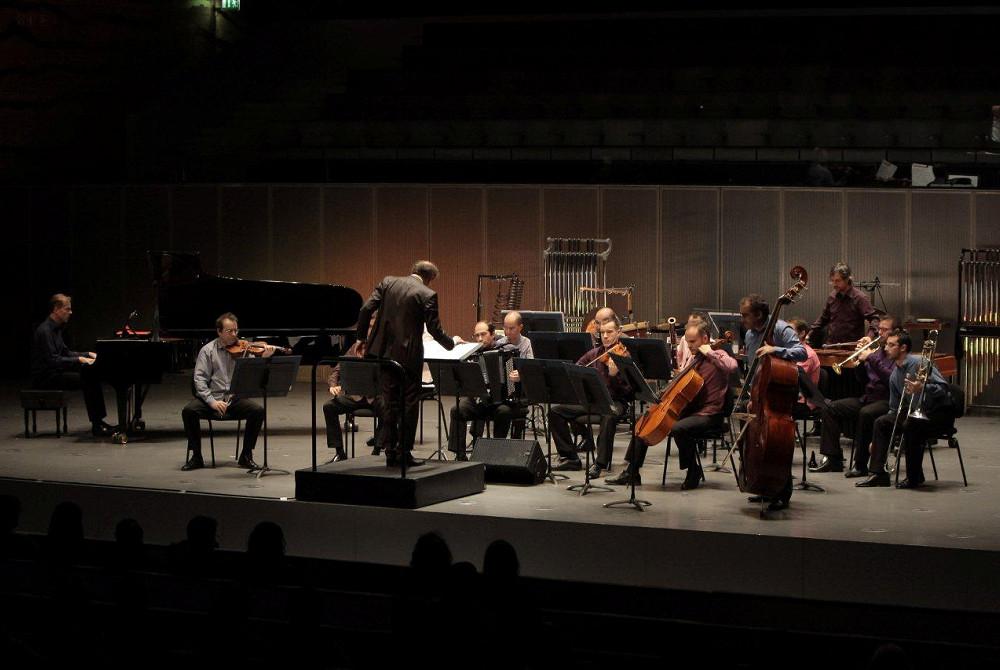 Concerto Remix Ensemble - MaerzMusik - Festival of Contemporany Music 2012, Berlim