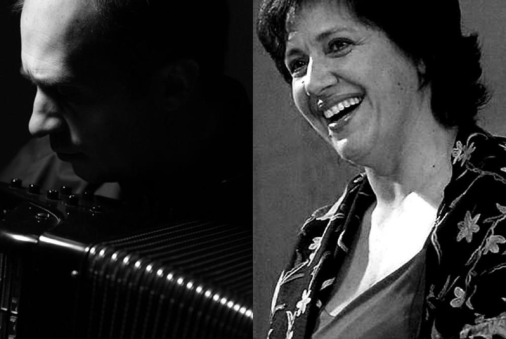 Recital Duo Voz e Acordeão - Teatro-Cine de Torres Vedras